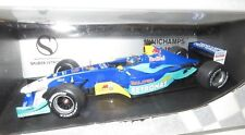 1/18  Red Bull Sauber Petronas C22  H.H.Frentzen    2003 Season