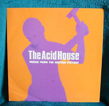"""THE ACID HOUSE - MUSIC FROM THE MOTION PICTURE - 12"""" VINYL - PROMO - COMPILATION"""