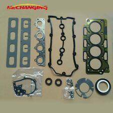 For CHERY A3 A5 OR TIGGO 3 EASTAR 1.6L SQR481F 481H METAL Full Gasket Set