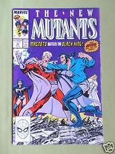 THE NEW MUTANTS- MARVEL COMIC - VOL 1  #75 - MAY 1989