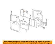 GM OEM Back Door-Window Trim Retainer 14078384