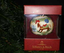 Villeroy & Boch V&B Weihnachtskugel  Weihnachtsbaumkugel Toy's Ornaments NEU OVP