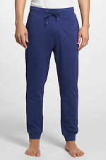 HUGO BOSS AUTHENTIC SWEAT PANTS LOUNGE BLUE MENS SIZE XL X-LARGE NEW WITH TAGS