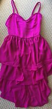 New Show Stopper Frill Layered Princess Polly Dress Party/Cocktail Size 8
