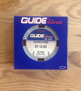 Guideline Shooting Tapers double hand normal sink 2, 46ft Burgundy ST-12- S2