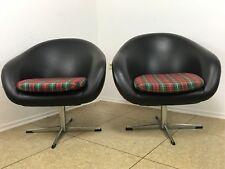 2x 60er 70er Jahre Sessel Cocktailsessel Easy Chair Mid Century Design 60s 50s