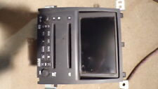 Denso DN-NS-007 Car DVD CD Monitor FCCIDHYQBTA01A 57301321