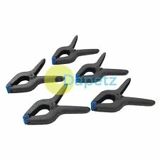 5Pk Spring Clamps 210mm Jaw Strong Woodwork Carpentry Market Stall Tent Marquee