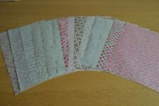 A4 Assorted Patterned Vellum Sheets