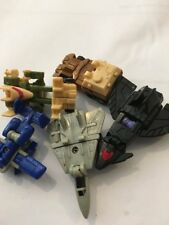 g1 Transformers Micromasters lot air patrol