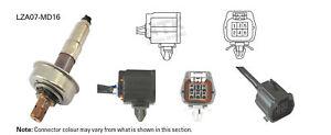 NGK NTK Oxygen Lambda Sensor LZA07-MD16 fits Mazda 6 2.5 MZR (GH)