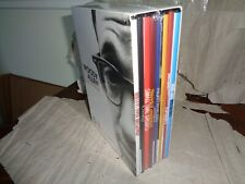 WOODY ALLEN COLLECTION 8 FILM COLLECTOR'S EDITION dvd UK RELEASE NEW SEALED RARE