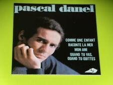 CD  SINGLE - PASCAL DANEL - COMME UNE ENFANT  - 1967