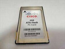 CISCO 2GB  ATA  FLASH PC CARD  16-3524-01