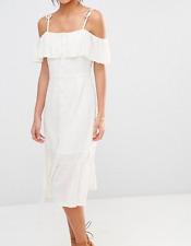 Vero Moda Ruffle Cami Dress - M