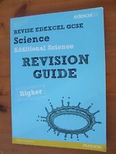 REVISE Edexcel: Edexcel GCSE Additional Science Revision Guide - Higher by Damia