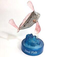 Kaiyodo The Deep Sea Odyssey 2 Bottle Cap Mini Figure Deal Fish young Japan