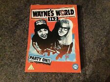 Wayne's World 1 And 2 DVD Boxset! Look At My Other Dvds