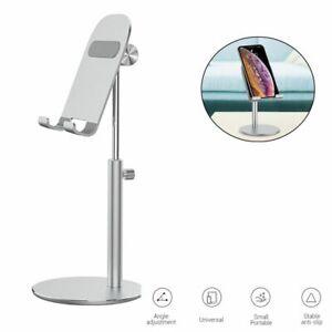 Portable Desk Desktop Phone Stand Holder Non-slip For Tablet Smart Cell Phone