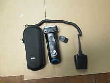 2016 Braun Series 7 w/ Turbo Mode Wet & Dry Electric Shaver 740s-7 & Travel Case