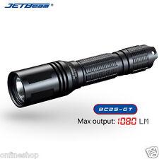 Jetbeam BC25GT 1080 Lumen Rechargeable 18650 Battery CREE XP-L HI LED Flashlight