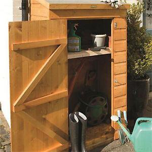 Garden Shiplap Mini Store Small Storage Shed