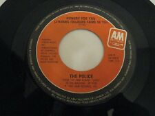 The Police spirits in the material world - 45 Record Vinyl Album 7""