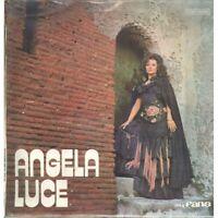 Angela Lumière LP Vinyle Mélodies Célèbre Napoletane / Fans  GPX 6 Scellé