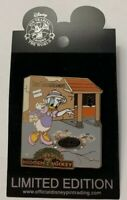 Disney World - Hidden Mickey - Daisy Duck Porch Animal Tamu Tamu LE2000 Pin
