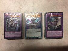 Yugioh Legendary Dragon Decks (3 Sealed Decks) No Box Mint!