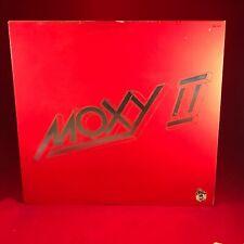 MOXY Moxy II 1977 UK Power Exchange Vinyl LP EXCELLENT CONDITION