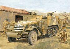 Dragon 6329 U.S. M2A1 Half-Track (2 in 1)