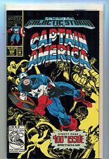 Captain America #400 NM 400th Issue Galactic Storm Part 15   Marvel Comics *X1