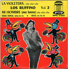 LOS RUFFINO LATIN JAZZ 60'S EP POP MPO 3.023