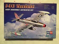 1/72 Hobby Boss #80246 Easy Assembly F-84E Thunderjet