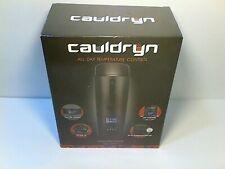 Cauldryn Coffee Travel Mug – 16 Ounce, Heated, Temperature Controlled Smart Mug