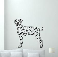 Dalmatian Dog Wall Decal Nursery Poster Vinyl Sticker Pets Art Decor Mural 31aaa