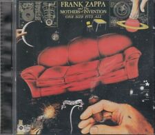 Frank Zappa &  Mothers of Invention - One Size Fits All CD USA Pressing FASTPOST