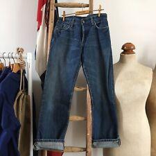 """True Vintage Levi's 501 Denim Jeans W29"""" L30"""""""