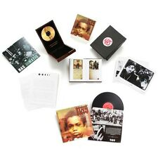 Nas Illmatic Gold Edition Cd And Vinyl (Complete Boxset) RARE!!!!