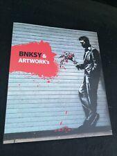Livre / Book BNKSY & ARTWORK'S ( Banksy)