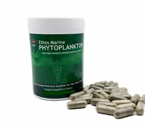 Marine Phytoplankton Ethos Natural Health Supplement 90 Capsules 2021 Top seller