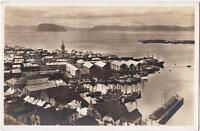NORVEGE  Old postcard NORGE Hammerfest year 1927 to Austria