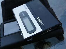 Rare Creative MUVO Slim 256MB MP3 FM Player Refurbished Battery