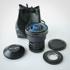 Tested Soligor Fish-Eye 180 Degree  0.15X Add-on Lens  w/ 52mm Filter Mount Ring