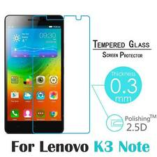 9H Premium Real Tempered Glass Screen Protector Film for Lenovo K3 NOTE A7000