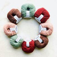 100% Extra Fine Merino ENCHANTED baby yarn Oeko-Tex knitting crochet gift 10x50g