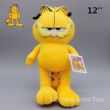 Garfield Cat Plush Soft Toys Stuffed Animal Doll 12'' Teddy Lovely Kids Gift New