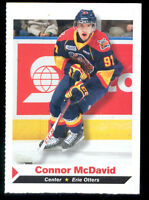 2013 Connor McDavis Si Kids Rookie Card #282
