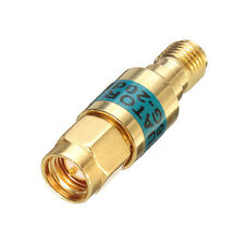 2W SMA-JK Male to Female RF Coaxial Attenuator 6GHz 50ohm 20dB Connectors
